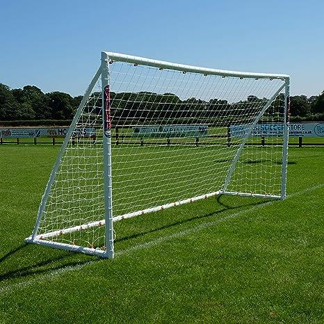 Portería de fútbol Samba 3,66 m x 1,83 m - Postes de jardín ...