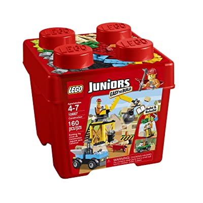 LEGO Juniors 10667 Construction: Toys & Games