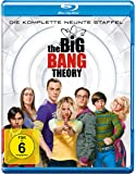 The Big Bang Theory - Die komplette 9. Staffel [Blu-ray]