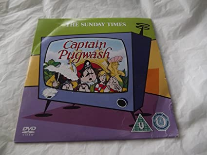 Captain Pugwash : All 30 Heroic High Sea Adventures From The Classic