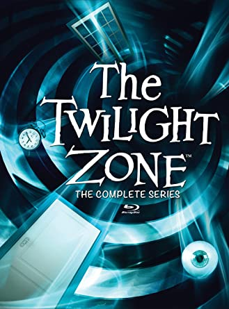 The Twilight Zone created by Rod Serling