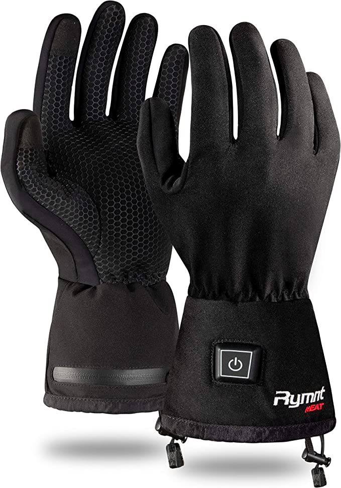 Amazon.com: ZEROFIRE RYMNT Heated Gloves Liners for Men Women,Rechargeable Electric Heating Gloves with 2500mAH Battery,Touchscreen,Hand Warmers Great for Snow Winter Ski Cycling Hunting,Arthritis Hands.X-Large: Sports & Outdoors