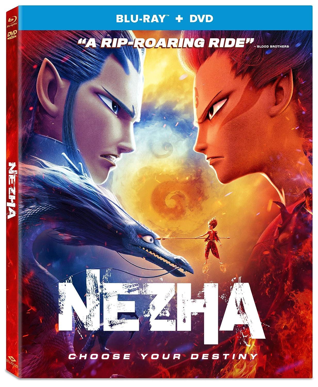 Amazon.com: Ne Zha [Blu-ray]: Jordan Cole, Jaden Waldman, Jiao Zi ...