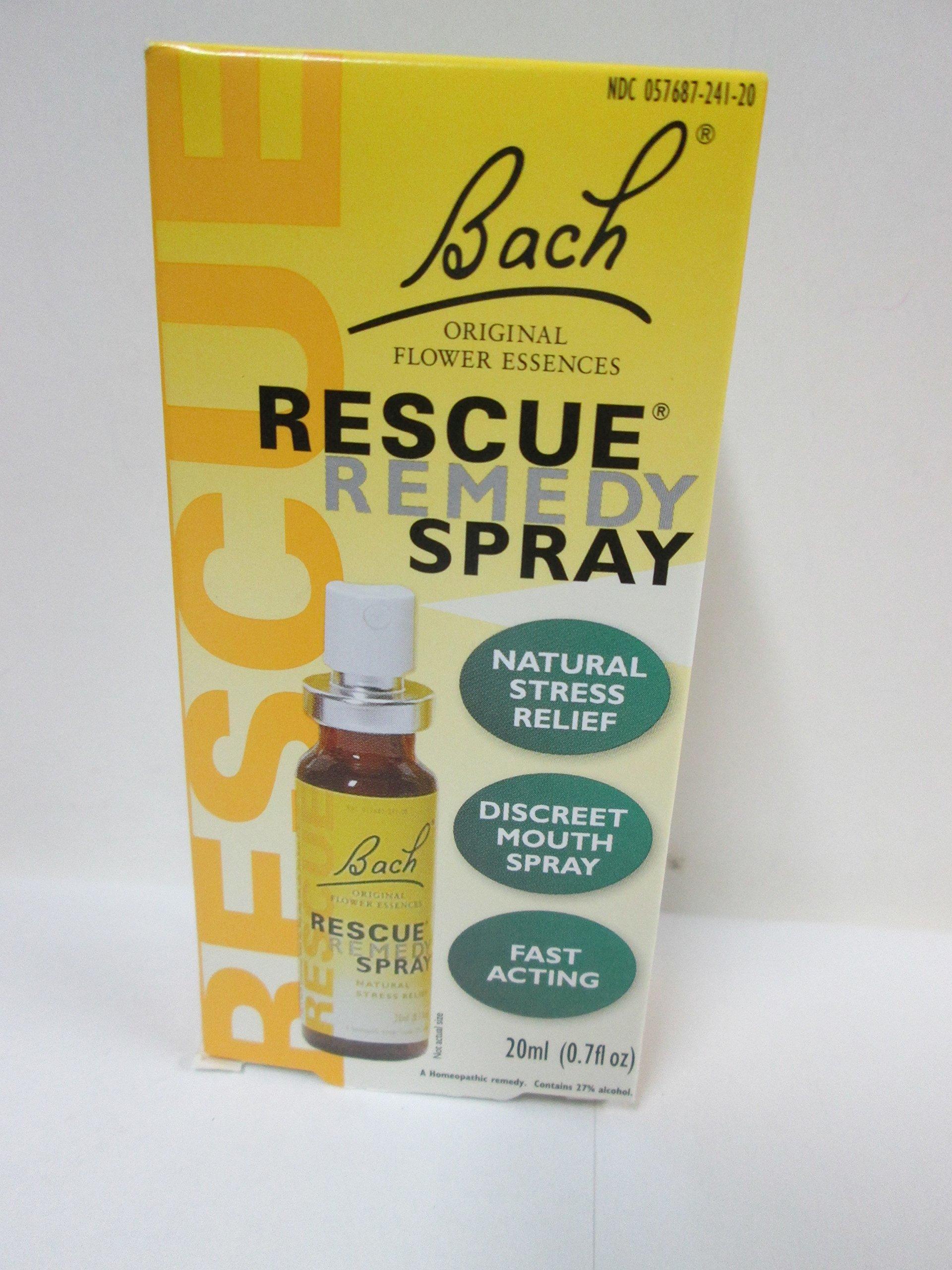 Bach Rescue Remedy Spray by Bach (Image #1)