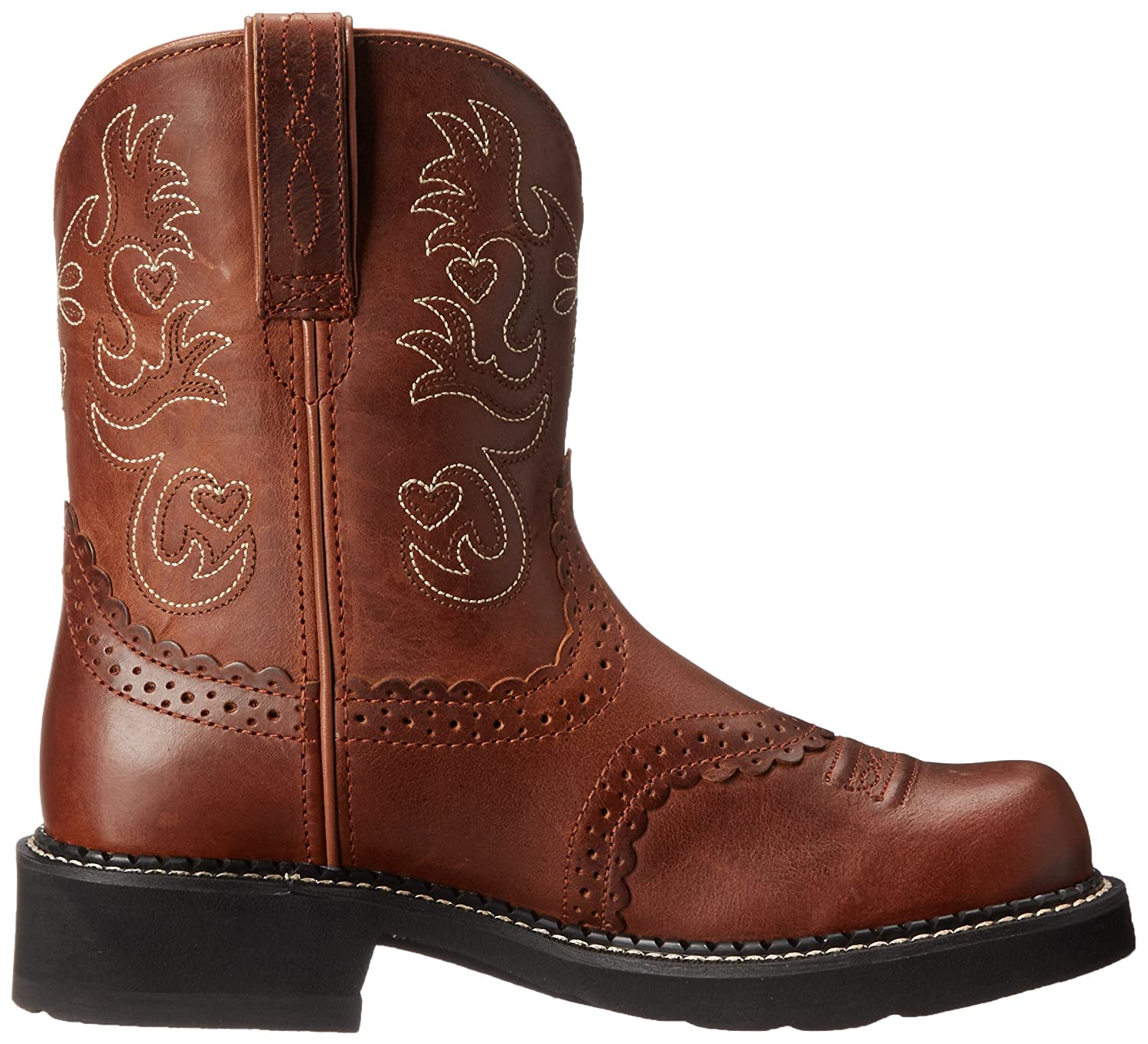 Ariat Women's Fatbaby Saddle Western Cowboy Boot