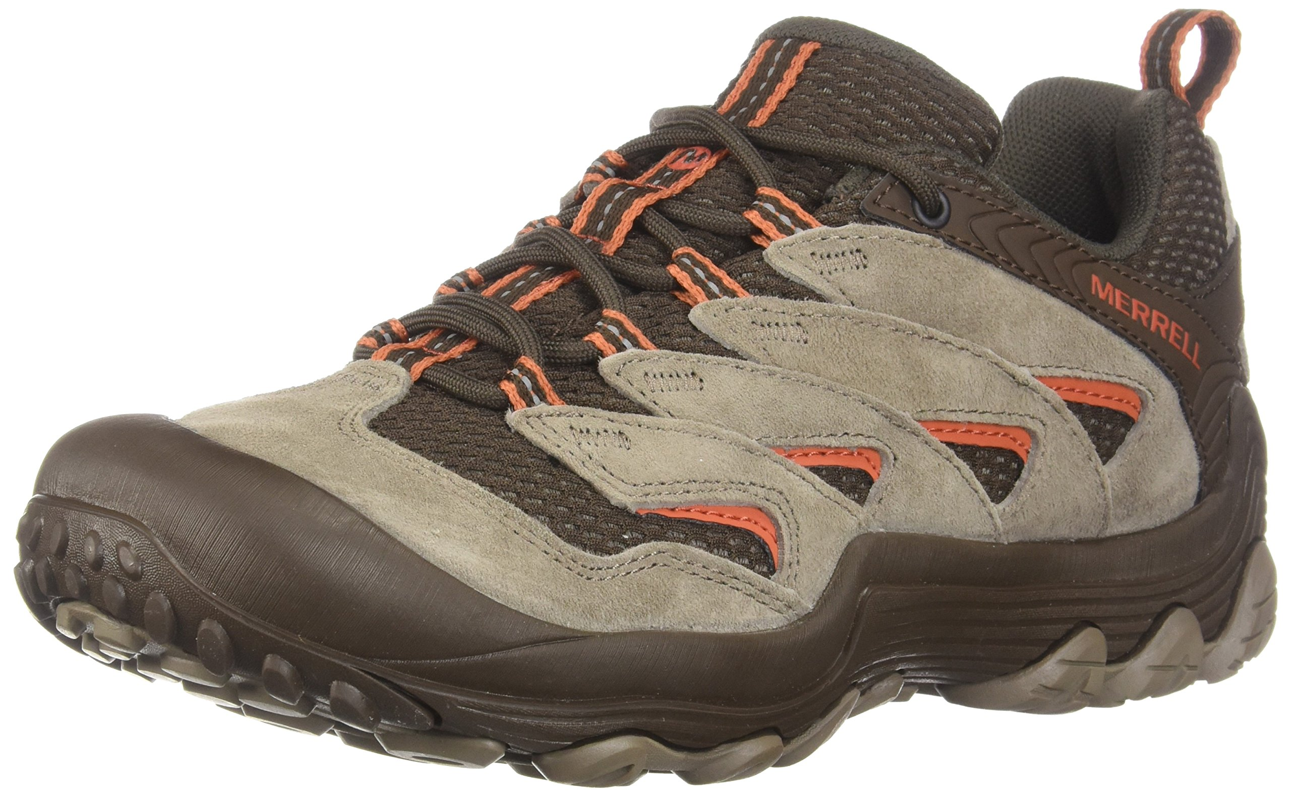 Merrell Women's Chameleon 7 Limit Hiking Boot, Brindle, 6 Medium US