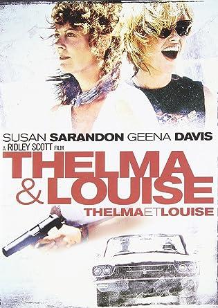 Amazon Thelma Louise Geena Davis Susan Sarandon Brad Pitt
