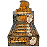 Grenade Carb Killa High Protein and Low Carb Bar - 12 Bars (Caramel Chaos)