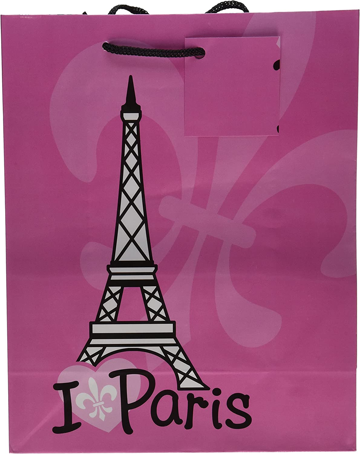 gift for a birthday Colorful bag mouth Parisienne Christmas or just for fun perfect for paris or extravagant