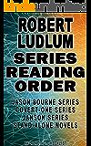 ROBERT LUDLUM: SERIES READING ORDER: MY READING CHECKLIST: JASON BOURNE SERIES, COVERT-ONE SERIES, JANSON SERIES, ROBERT LUDLUM'S STAND-ALONE NOVELS (English Edition)