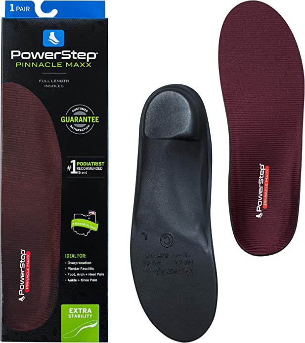 Powerstep Pinnacle Maxx