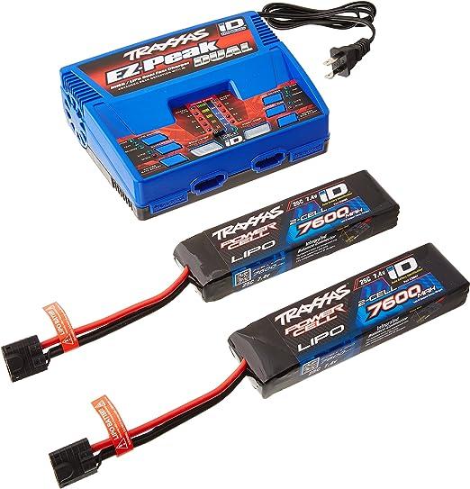 Amazon.com: Traxxas 2991 paquete completo de batería ...
