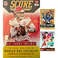 $39 » 2021 Panini SCORE Factory Sealed HANGER Box - 60 Cards - 5 Parallels - Look for Trevor…