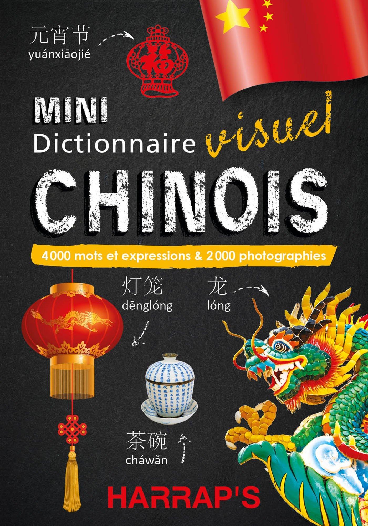 Amazon.fr - Harrap's Mini dictionnaire visuel Chinois - Collectif - Livres