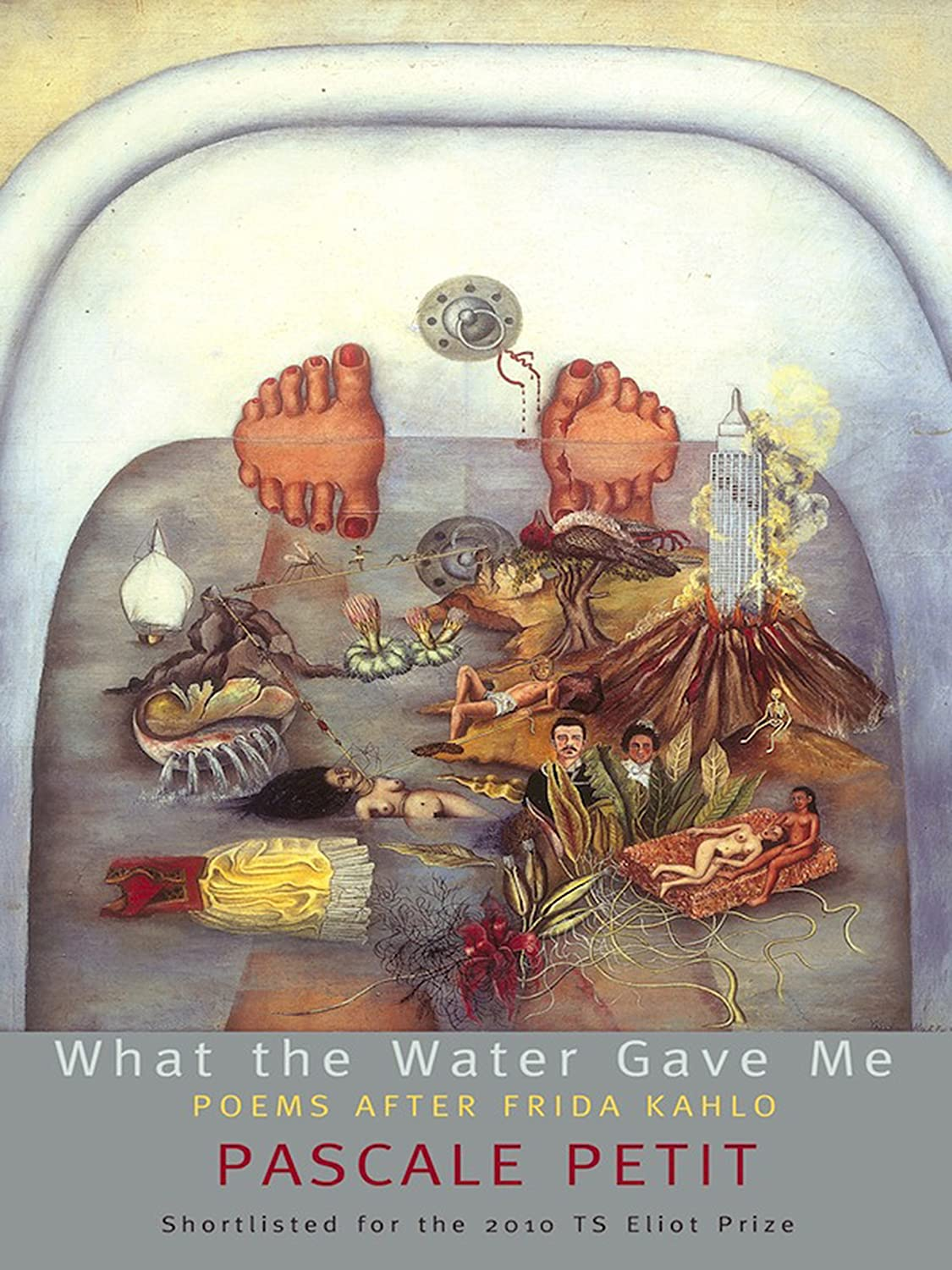 What the Water Gave Me: Poems After Frida Kahlo (English Edition ...
