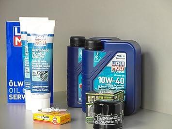 Kit de mantenimiento Honda bf15d exterior Bord Motor aceite ...