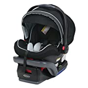 Graco SnugRide SnugLock 35 Elite Infant Car Seat, Spencer, One Size