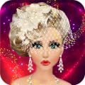 Wedding Bridal Makeup, Hairstyle & Dressing Up Fashion Top Model Princess