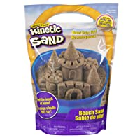Deals on Kinetic Sand 3lbs Beach Sand