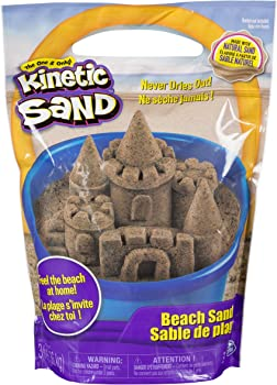 The One and Only Kinetic Sand 3lbs Beach Sand