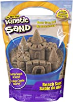 Kinetic Sand 3 lb Beach Sand Playset, Multicolor