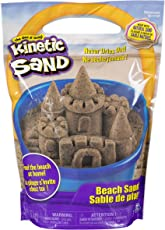 Kinetic Sand The One And Only 3lbs Beach For Ages 3 Up