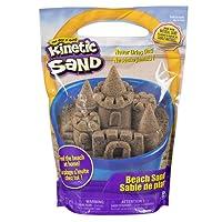 Kinetic Sand 3 lb Beach Sand Playset, Multicolor