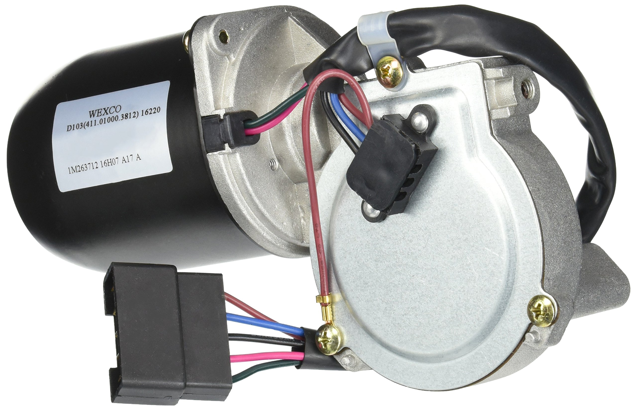 AutoTex D103 38nm Wiper Motor by AutoTex