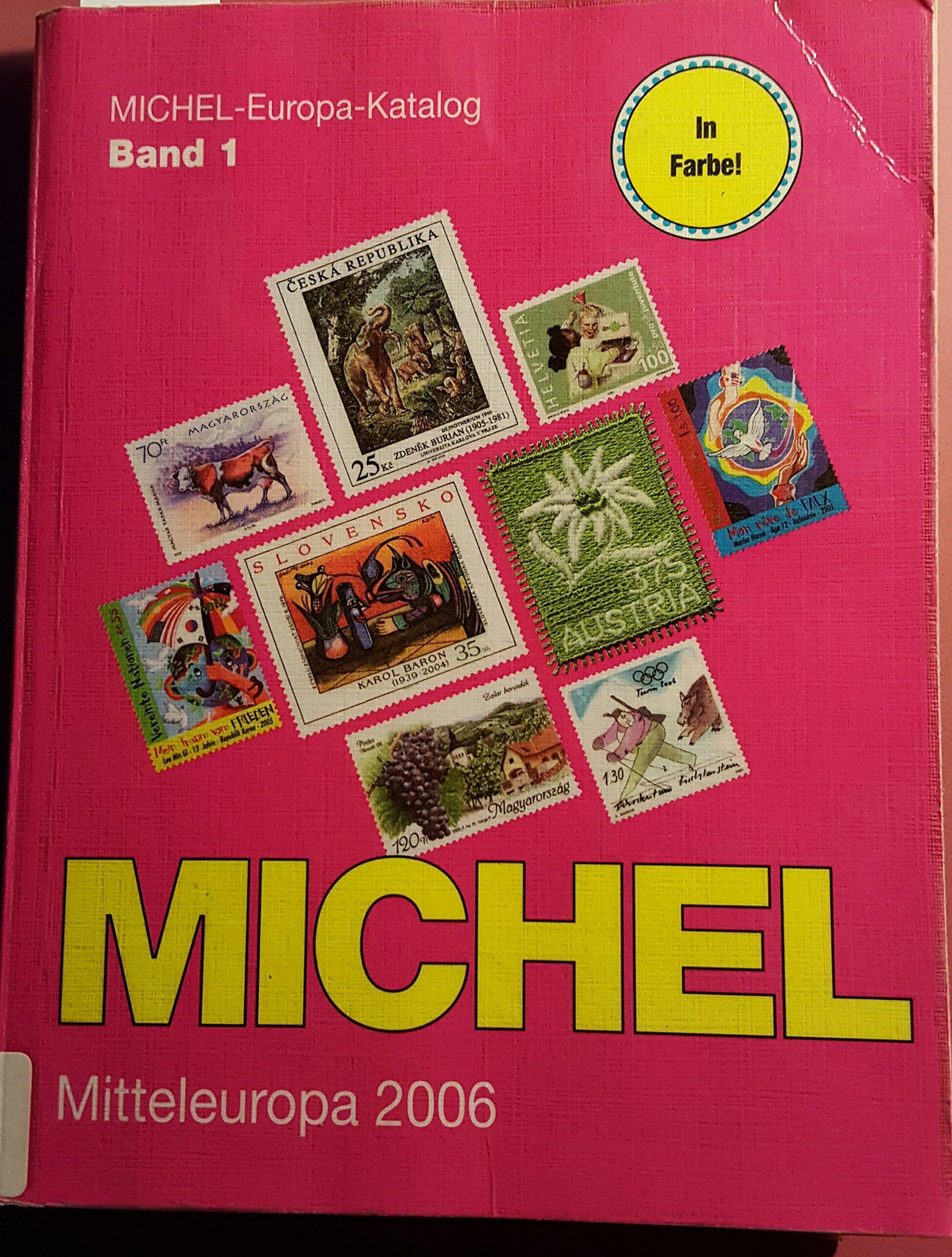michel-mitteleuropa-katalog-2006-ek-1