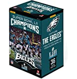 Sports Memorabilia 2017 Panini Instant Philadelphia Eagles Super Bowl LII Champions Complete Trading Card Set (36 Cards) - Fanatics Authentic Certified