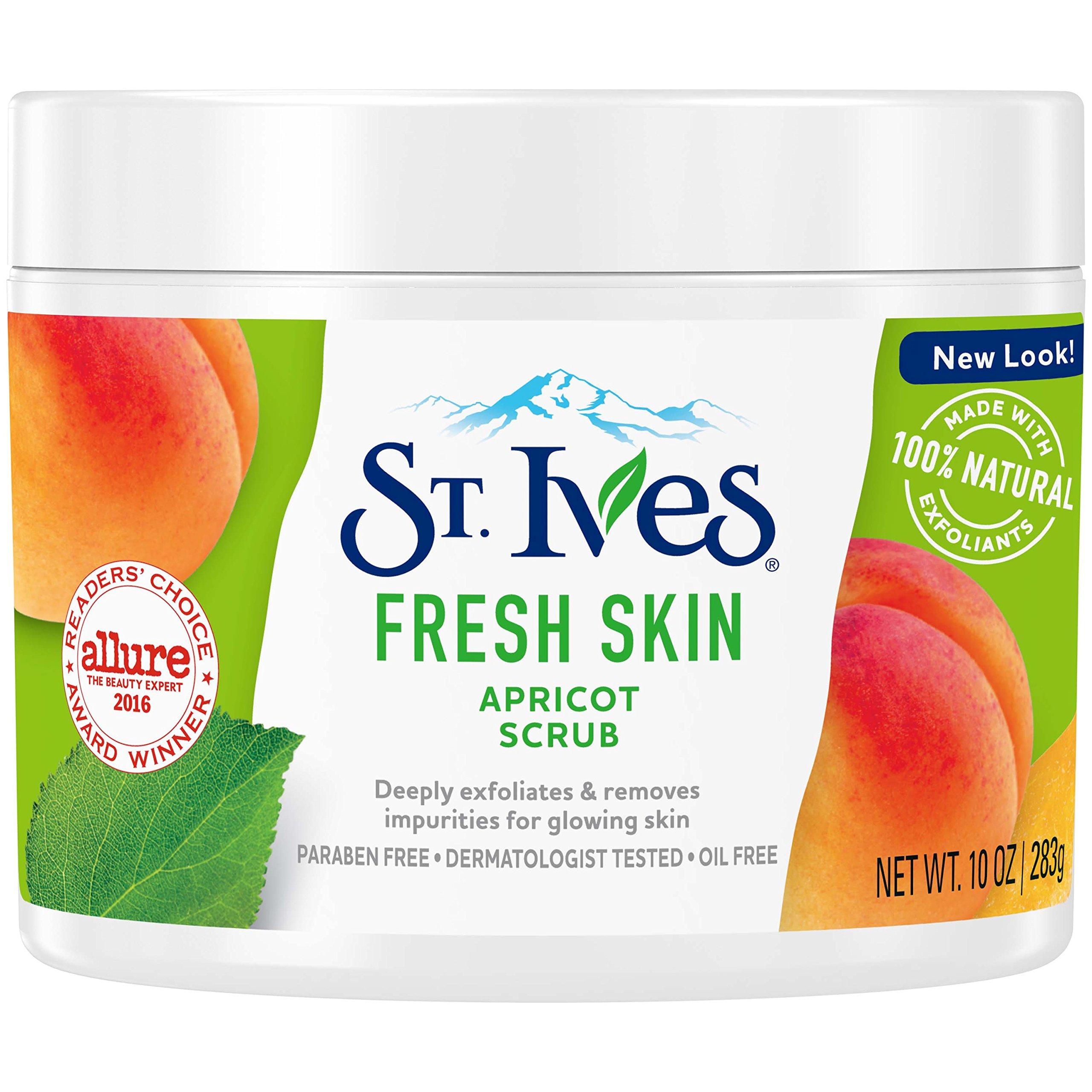 Fresh facial scrub
