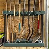 Stalwart Rolling Garden Fits 40 Tools Storage