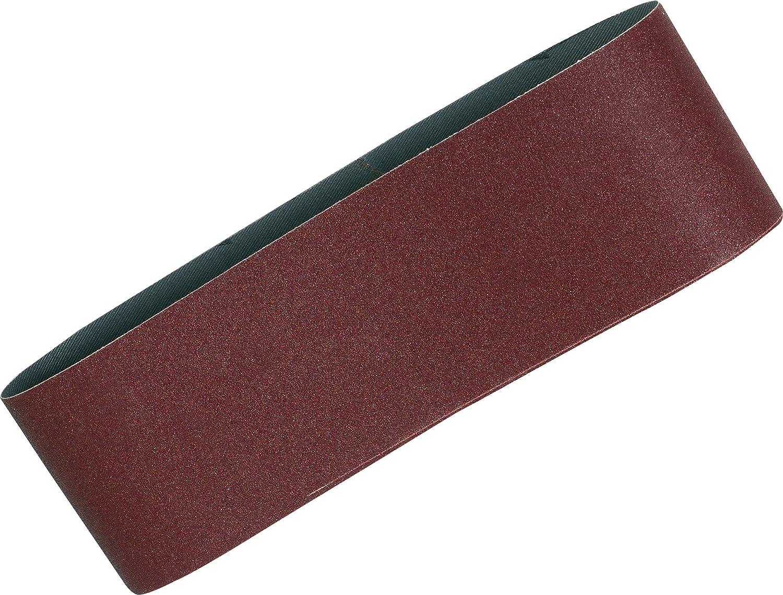 Makita P-36887 4in Sanding Belt 100 x 610mm 5 Pack 40 Grit
