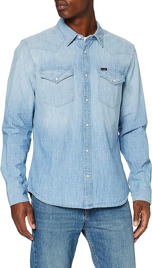 Lee L643t, Camisa Para Hombre: Amazon.es: Ropa y accesorios