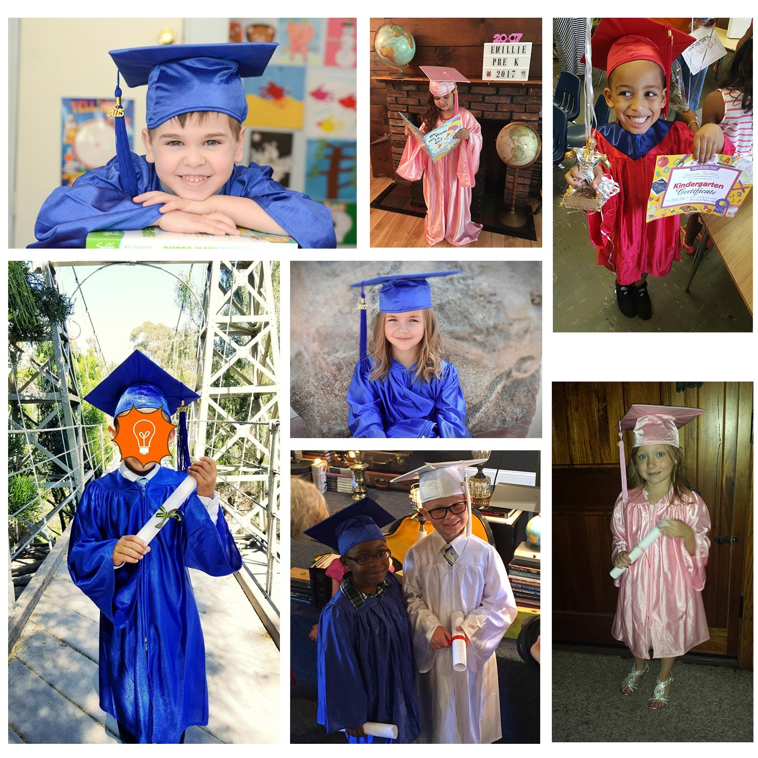 Modern Cap And Gown For Kindergarten Collection - Best Evening Gown ...