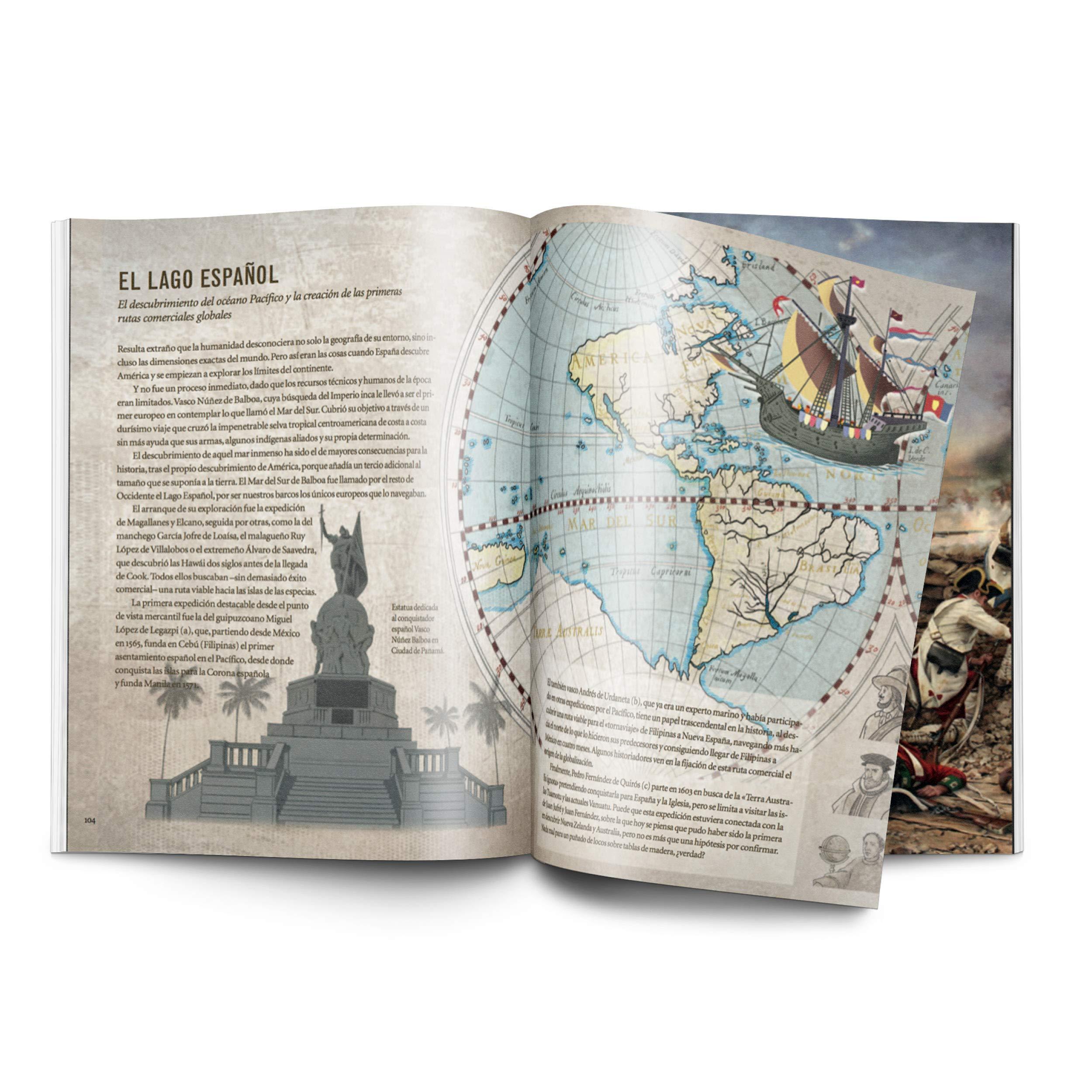 3e4ef6ce3b 100% España   una selección de las mejores aportaciones de España a la  humanidad  Amazon.es  Julián de Cabo Moreno