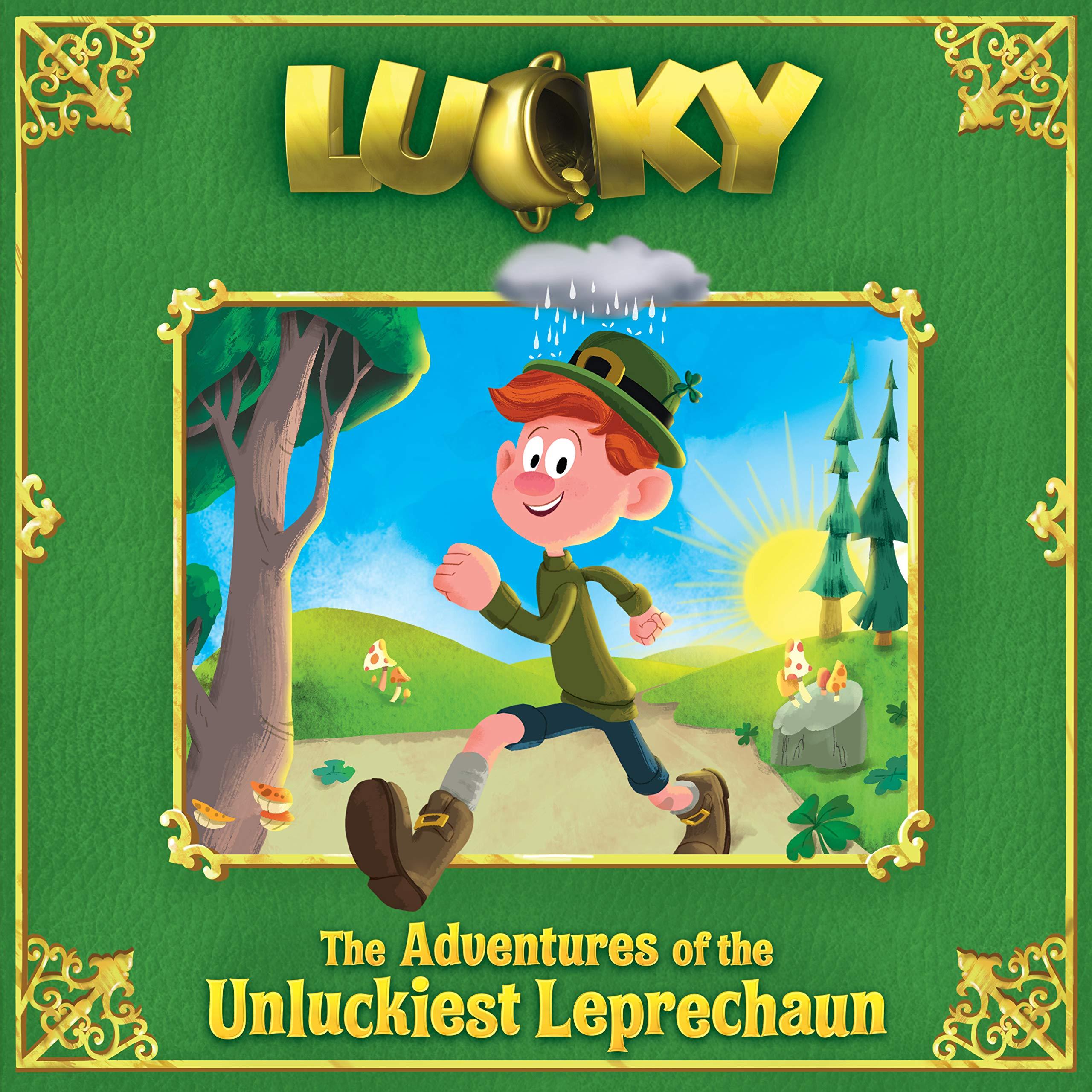 Lucky nickelodeon