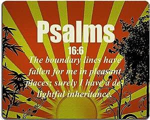 Cotización de versículos de la Biblia Salmos 16_6 las