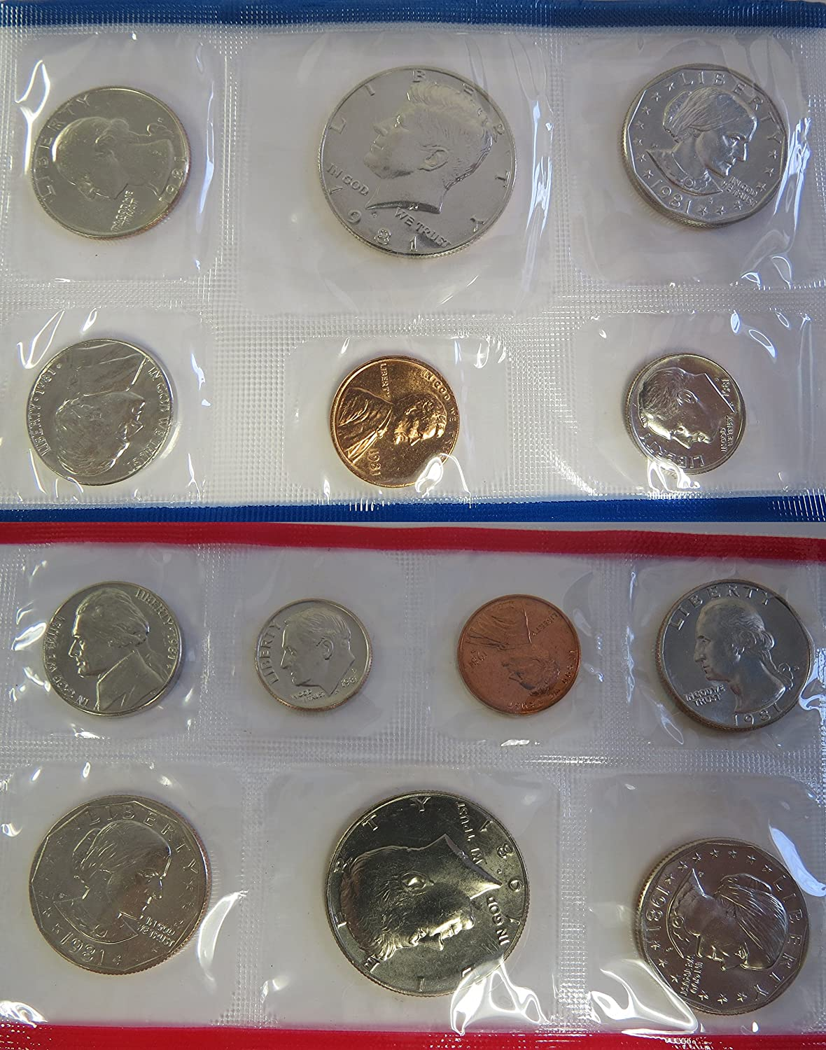 1963 P JEFFERSON NICKEL FROM MINT SET IN MINT CELLOPHANE--SHIPS FREE!!