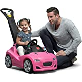 Step2 Whisper Ride Cruiser Push Car, Pink