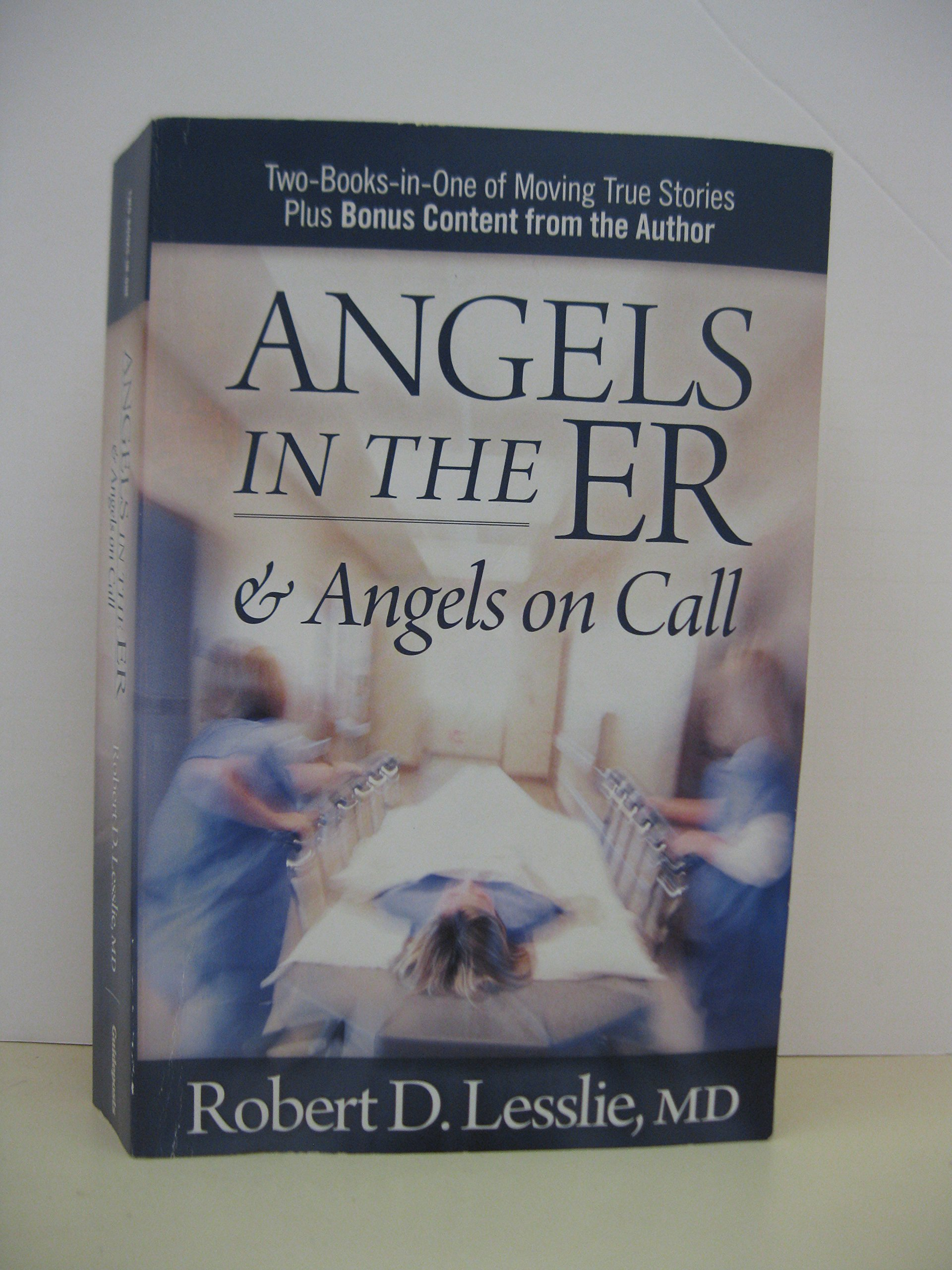 Angels in the ER & Angels on Call: Two Books in One ebook