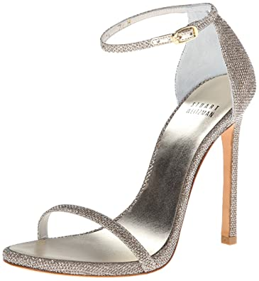 7248f697d60 Amazon.com  Stuart Weitzman Women s Nudist Dress Sandal  Shoes