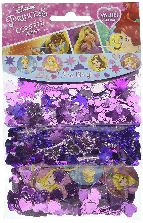 Party Accessory Confetti Disney Princess Dream Big Collection