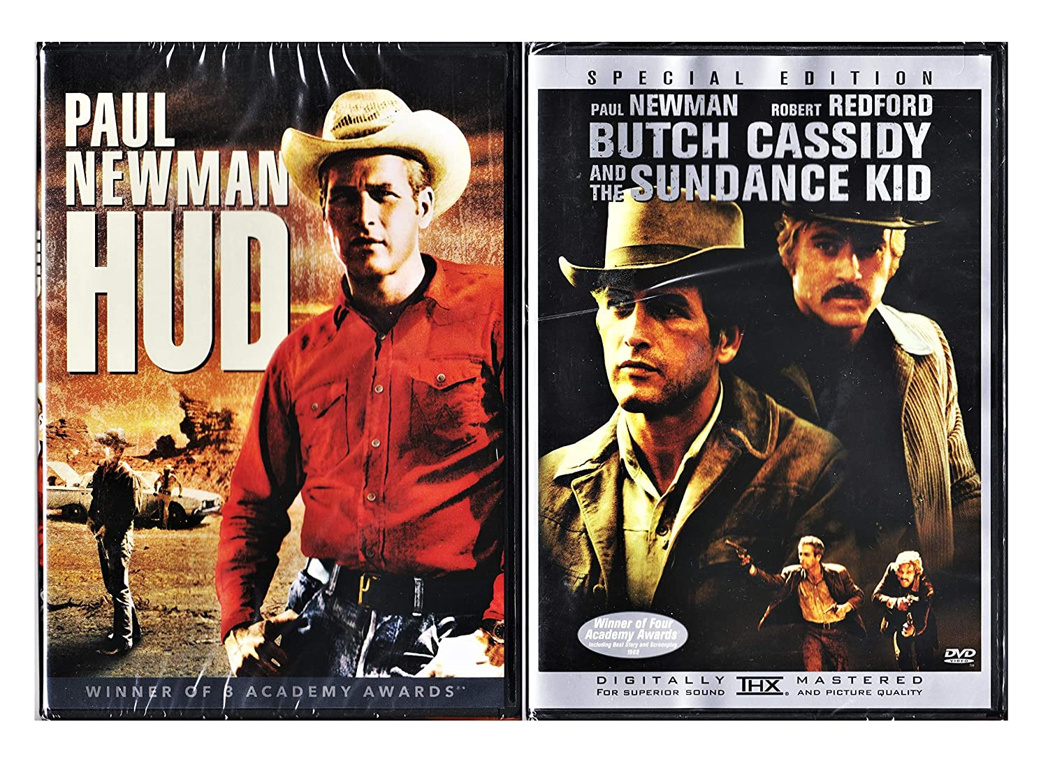 Ridding Off Into The Sunset/ Robert Redford And Paul Newman ...