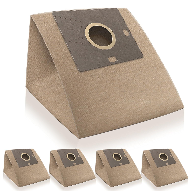 ✧WESSPER® Sacs d'aspirateur pour samsung easy 1800w (5 pièces, papier)