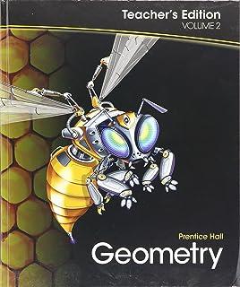 Amazon.com: Geometry Teacher's Edition (Prentice Hall Mathematics ...