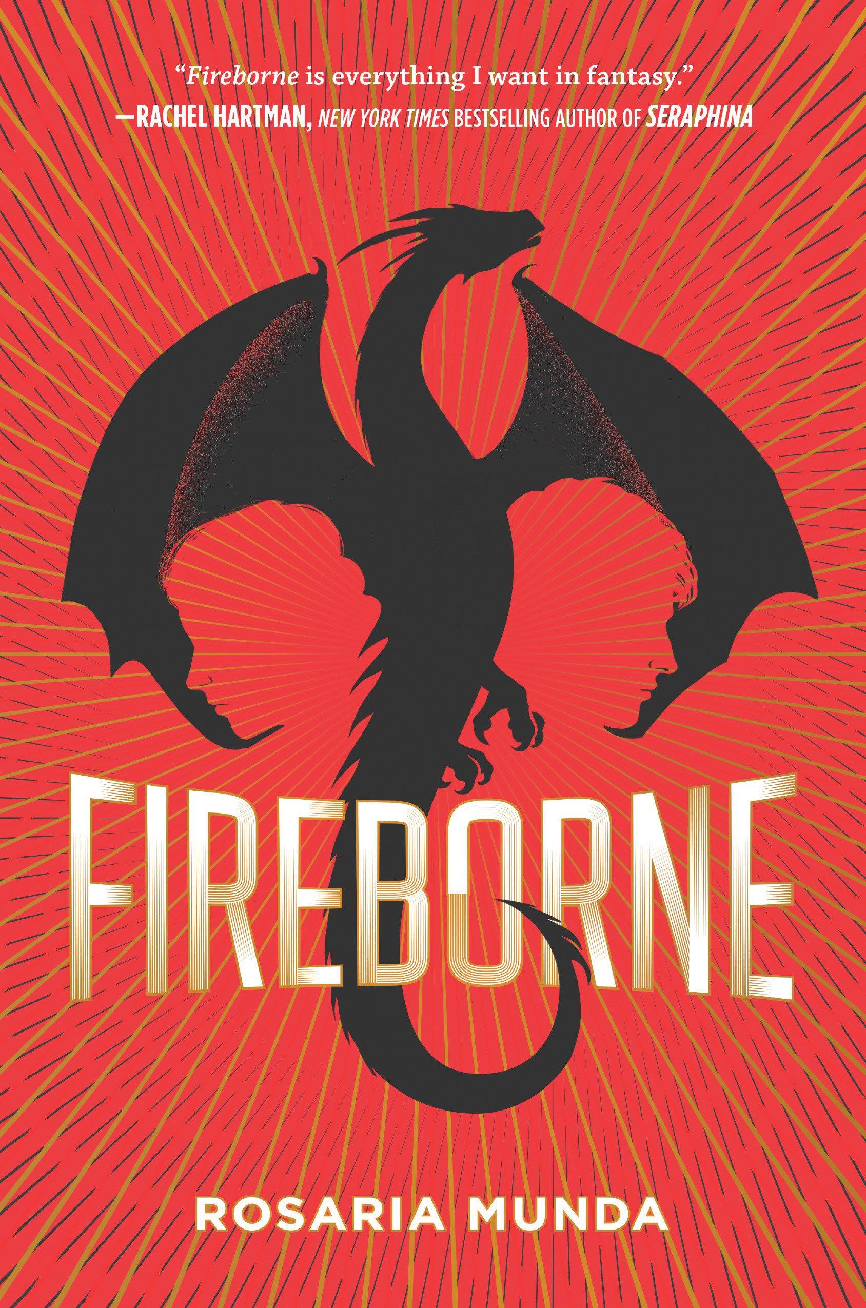 Amazon.com: Fireborne (THE AURELIAN CYCLE): hero's equal: Munda, Rosaria:  Books