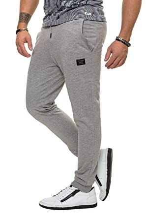 Jack /& Jones Herren Sporthose Freizeithose Jogginghose Sweat Pants Slim Casual