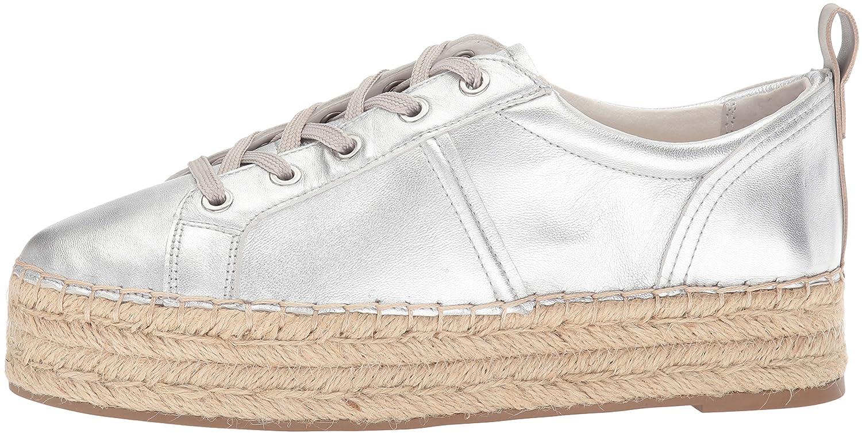 Sam Edelman Women's Carleigh Sneaker B071GW19F6 9.5 B(M) US|Soft Silver