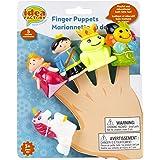 Idea Factory Finger Puppets, Prince & Princess